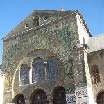 Tour around Damascus in Syria Travel Photo