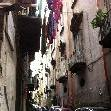 Pictures of the Spanish Quarters Naples Italy Diary Adventure