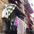 Pictures of the Spanish Quarters Naples Italy Travel Blog
