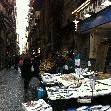 Pictures of the Spanish Quarters Naples Italy Vacation