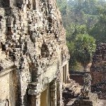 Tuk tuk temple tour in Siem Reap Angkor Cambodia Holiday Photos