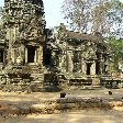 Tuk tuk temple tour in Siem Reap Angkor Cambodia Blog Review