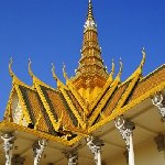 Sightseeing in Phnom Penh Cambodia Photos