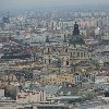 Train Ride from Vienna to Budapest Hungary Album Photos