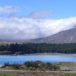 Mount Cook,  New Zealand Lake Tekapo Photographs