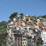 Cinque Terre Italy Trip Pictures