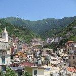 Cinque Terre Italy Vacation Picture