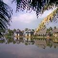 Kerala India backwater island resort, this the undiscovered secret place to stay and skip from rush life, 09895407909