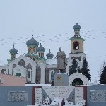 Winter Holiday in Minsk Belarus Trip Photographs