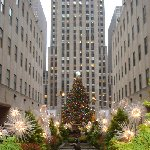 New York Christmas Shopping United States Vacation Diary