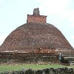 Anuradhapura Sri Lanka Blog Experience