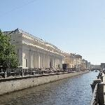 St Petersburg Boat Tours Russia Blog Picture