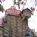Kiev Ukraine Travel Blog Trip Adventure Kiev-Pechersk Lavra Dormition Cathedral