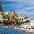 Grand Prix de Monaco France Diary Experience The beautiful harbour of Montecarlo