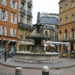 A Stroll through Toulouse France Photograph