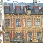 The Center of Lille France Diary Experience