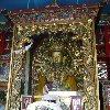 Buddhist shrine in Katmunda, Myanmar Nepal